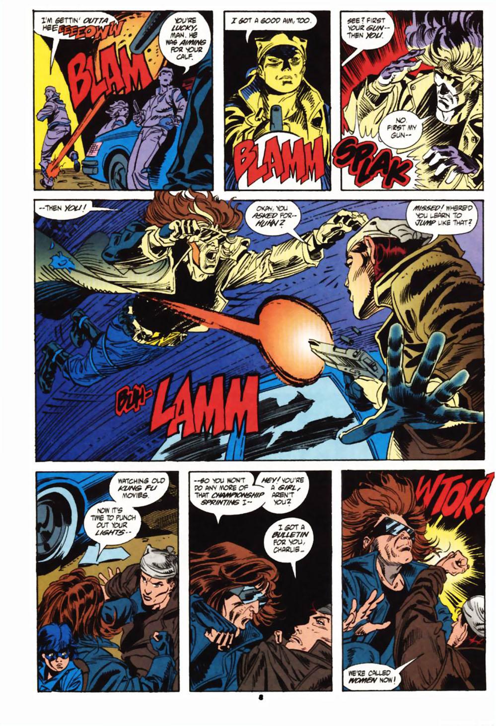 Read online Secret Defenders comic -  Issue #1 - 7