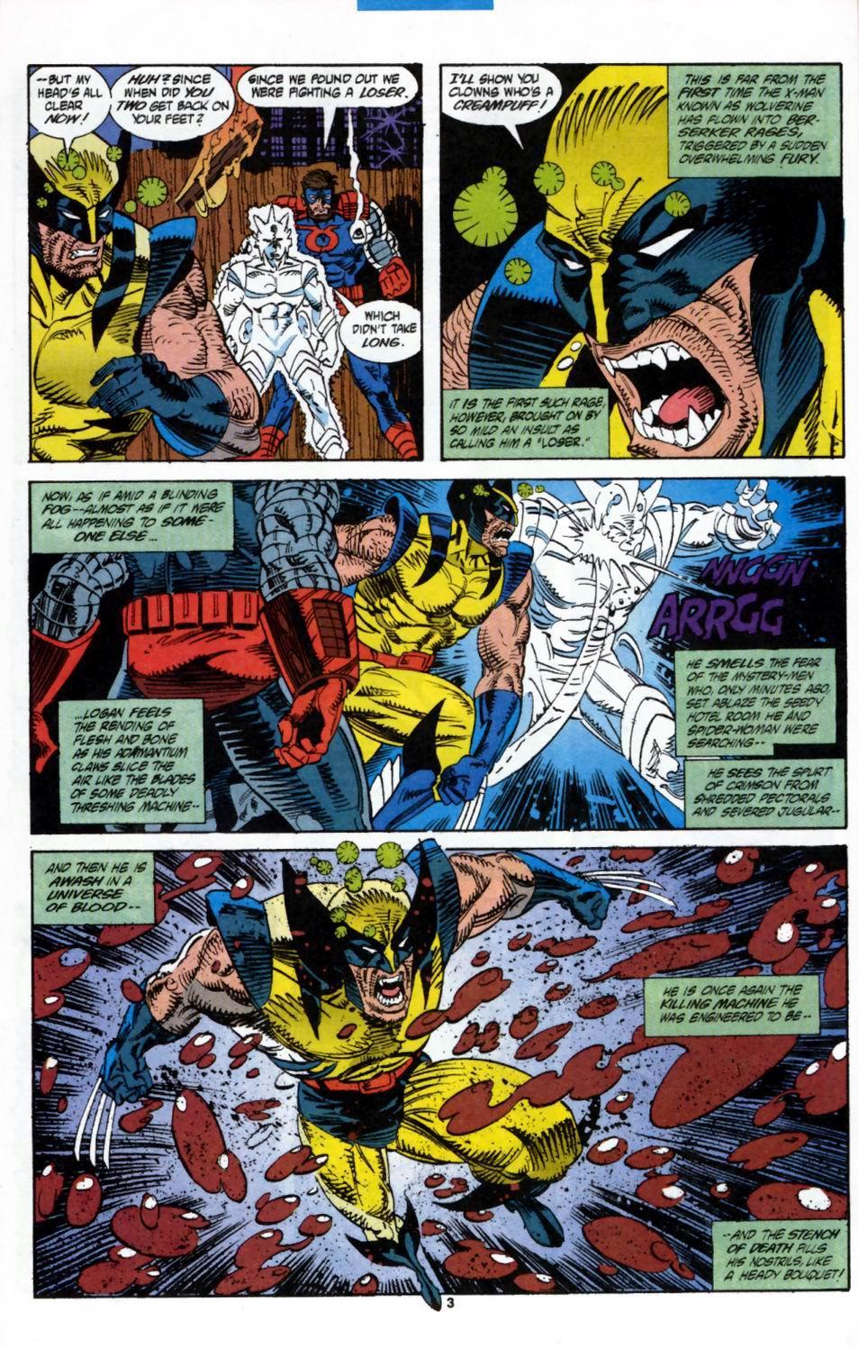 Read online Secret Defenders comic -  Issue #2 - 4