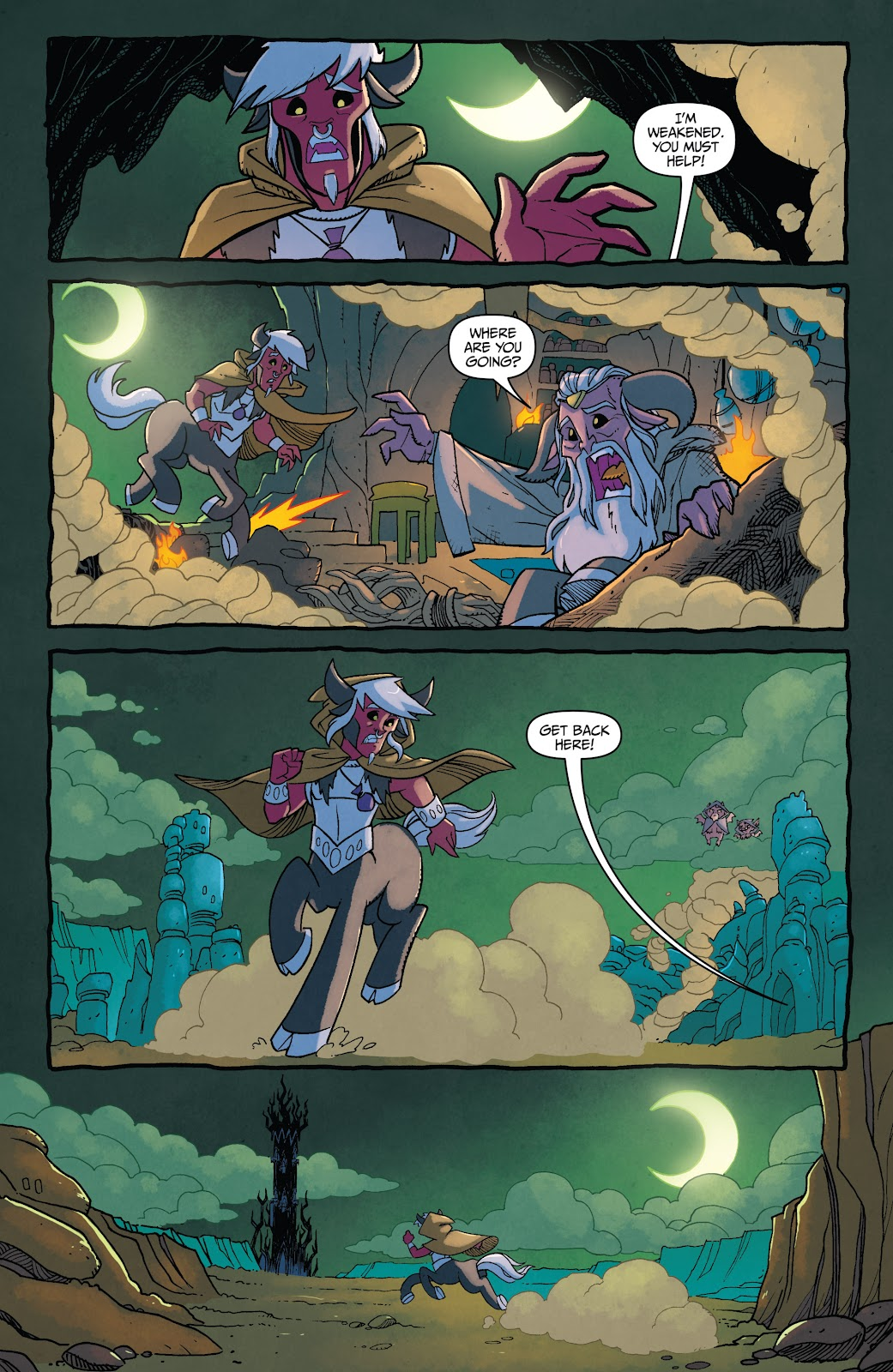 My Little Pony: Fiendship is Magic Issue #2 #2 - English 18
