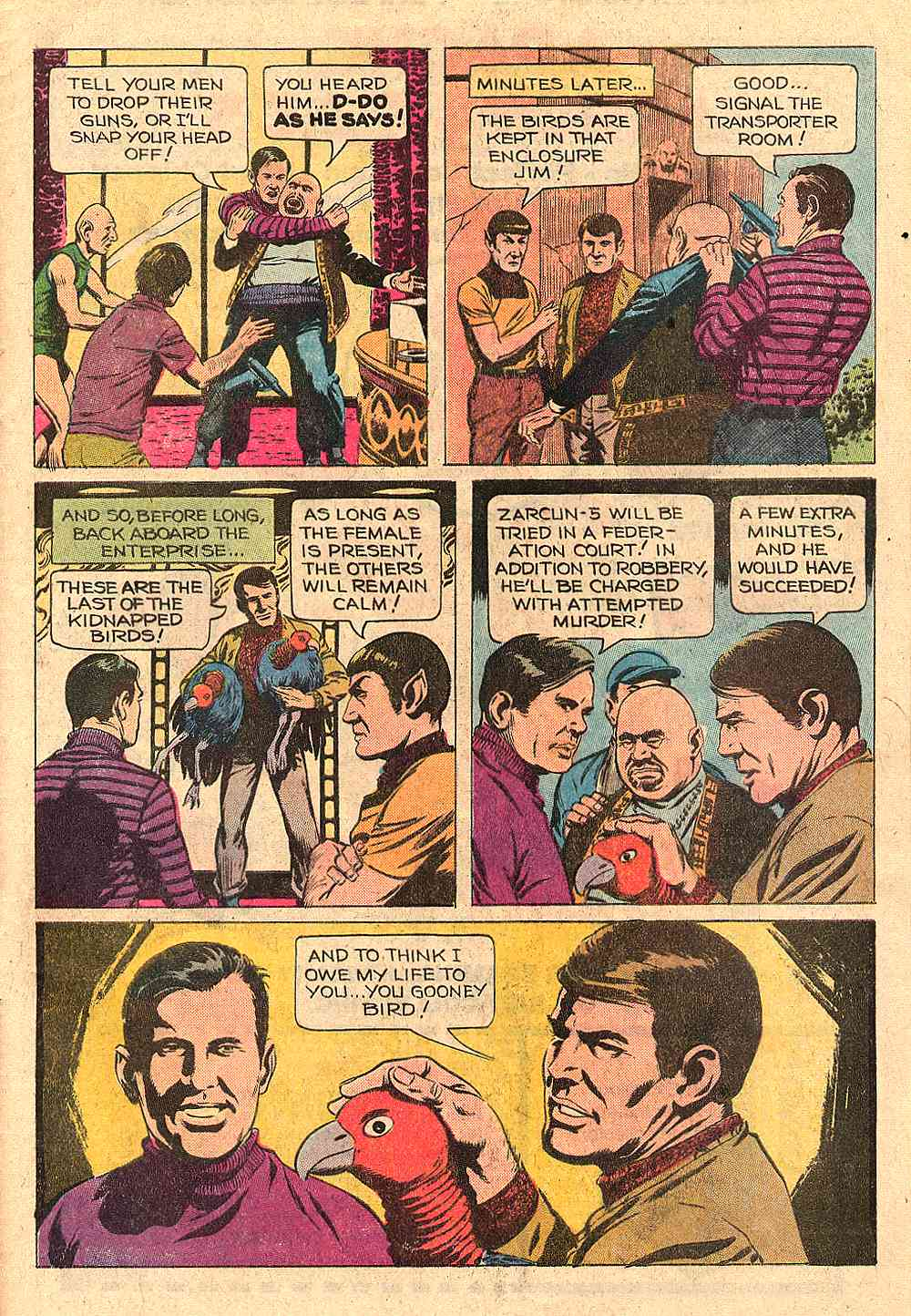 Star Trek (1967) #54 #54 - English 23