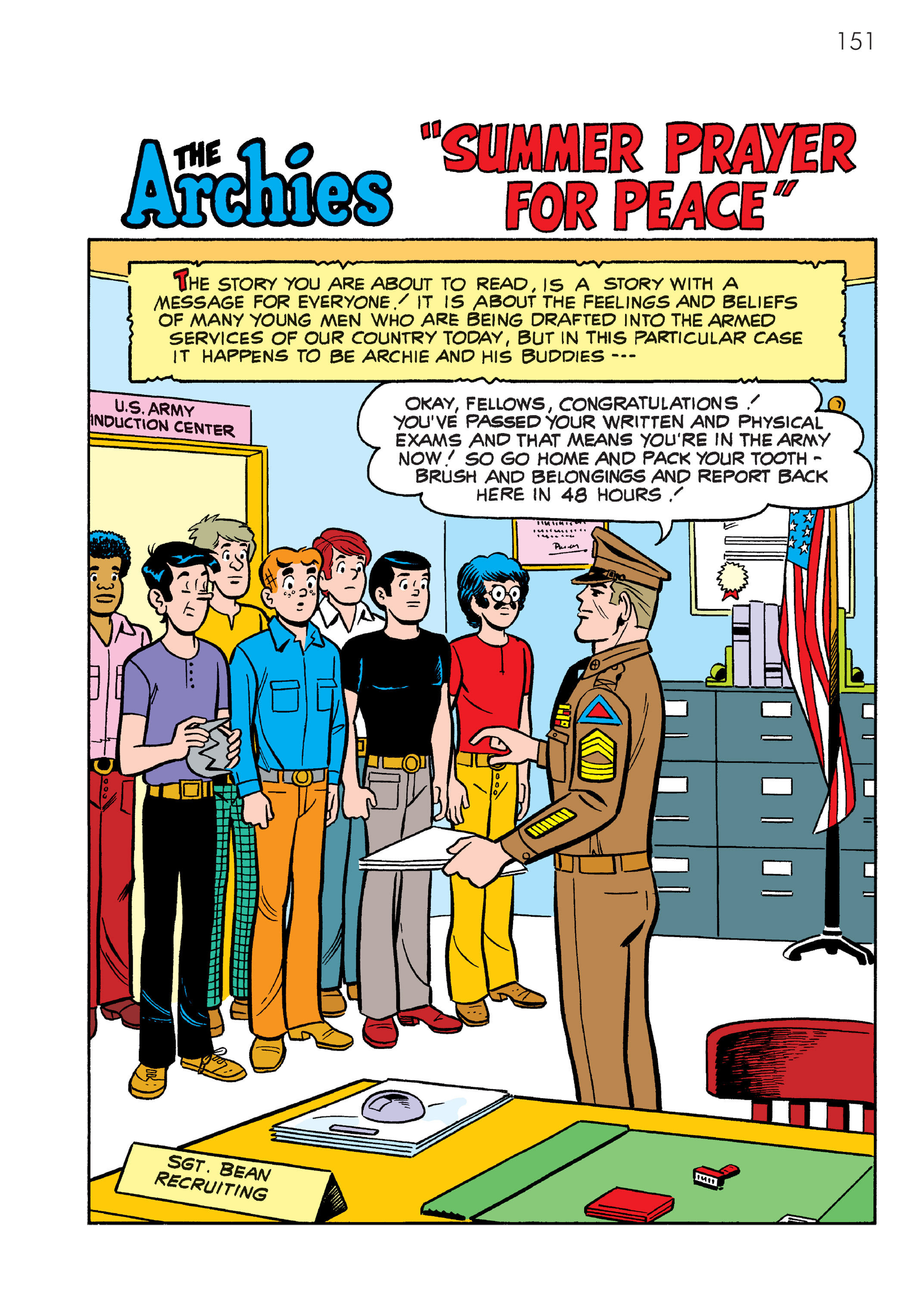 Read online The Best of Archie Comics comic -  Issue # TPB 4 (Part 1) - 152
