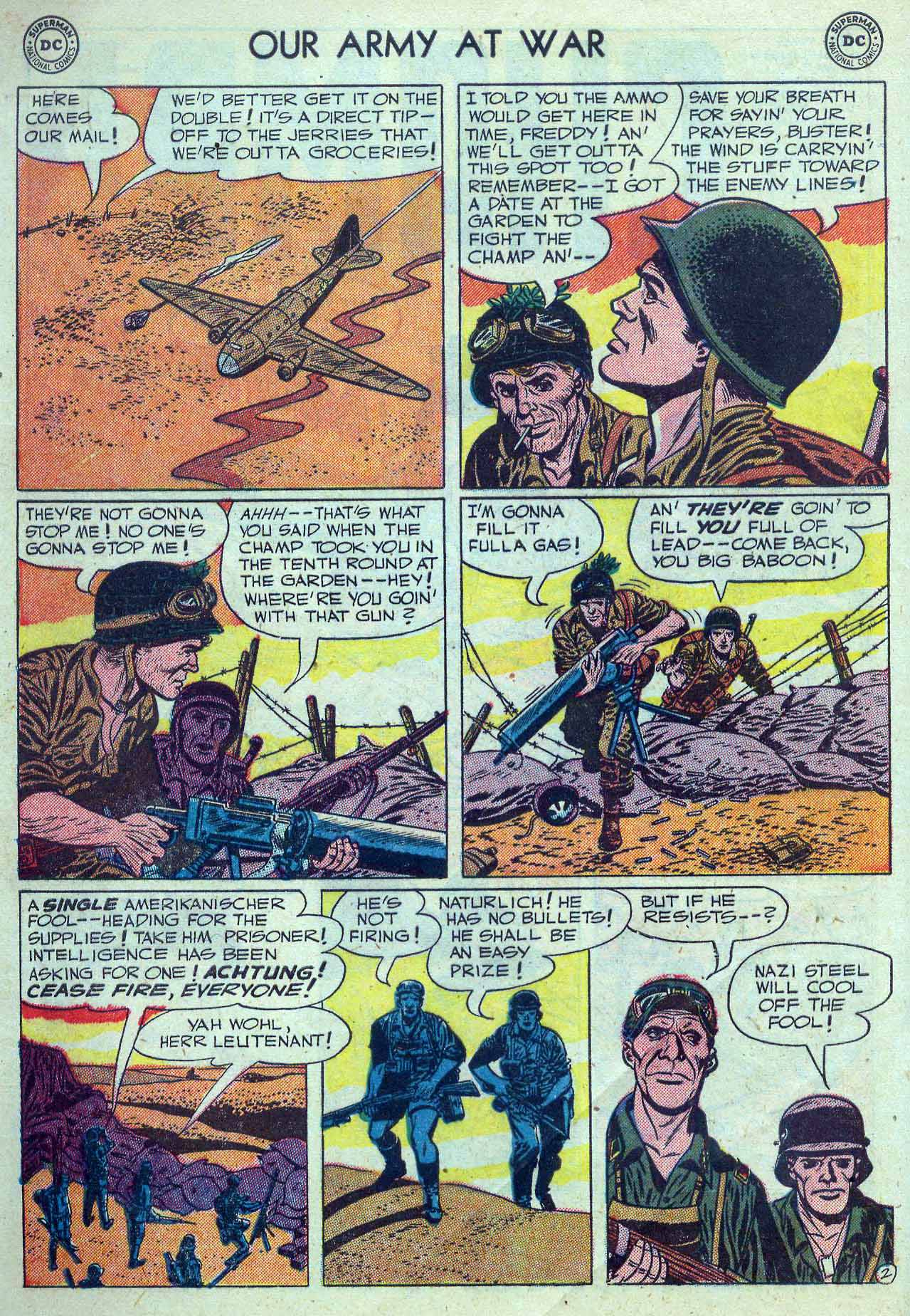Our Army at War (1952) #2 #300 - English 4