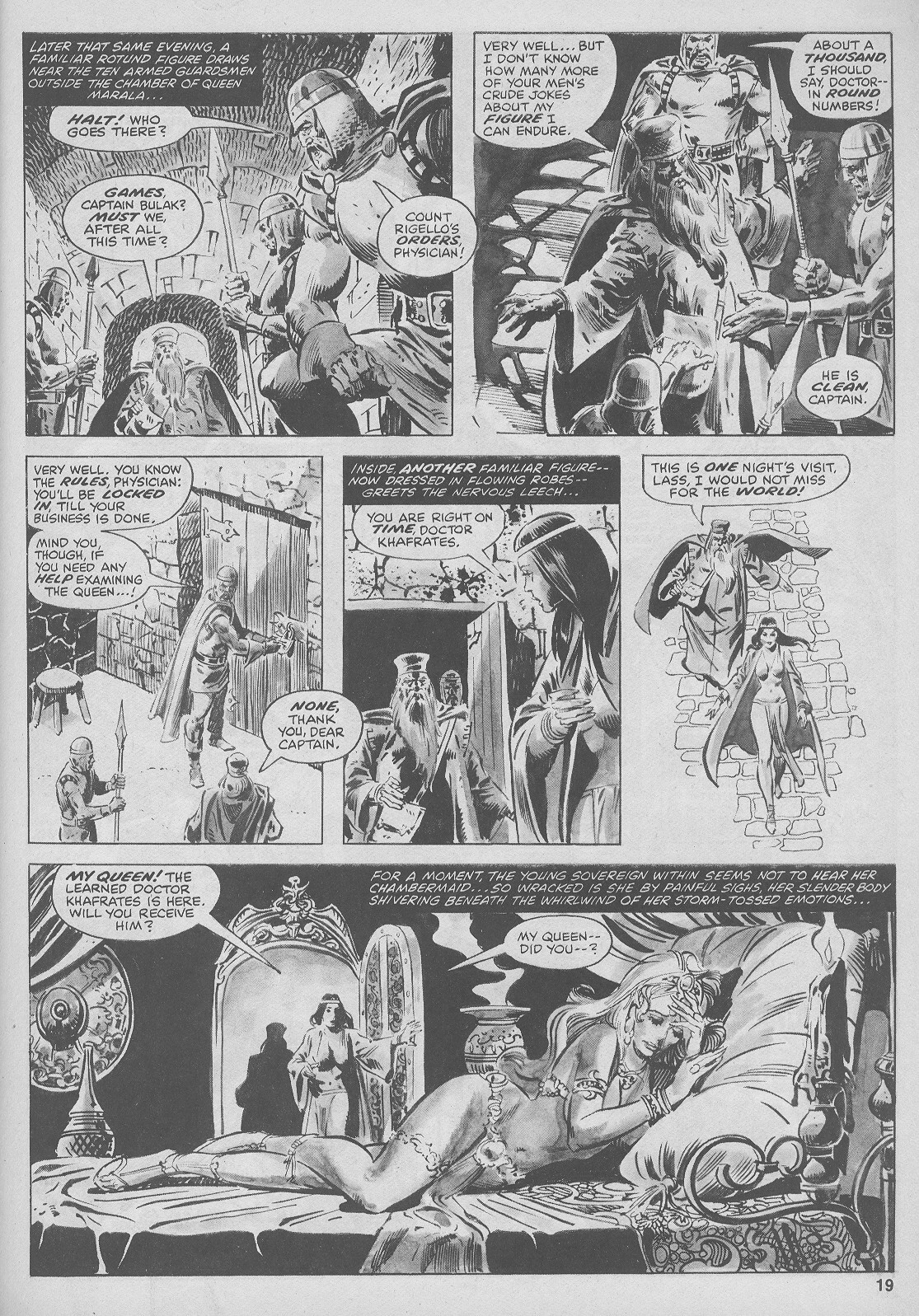 The Savage Sword Of Conan Issue #44 #45 - English 19