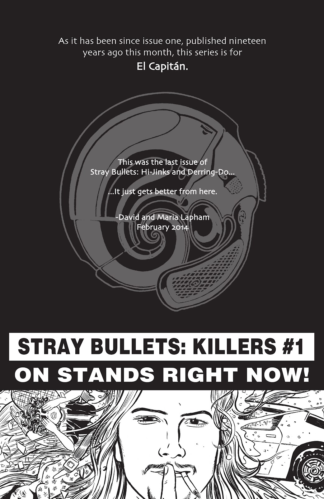 Stray Bullets Issue #41 #41 - English 35