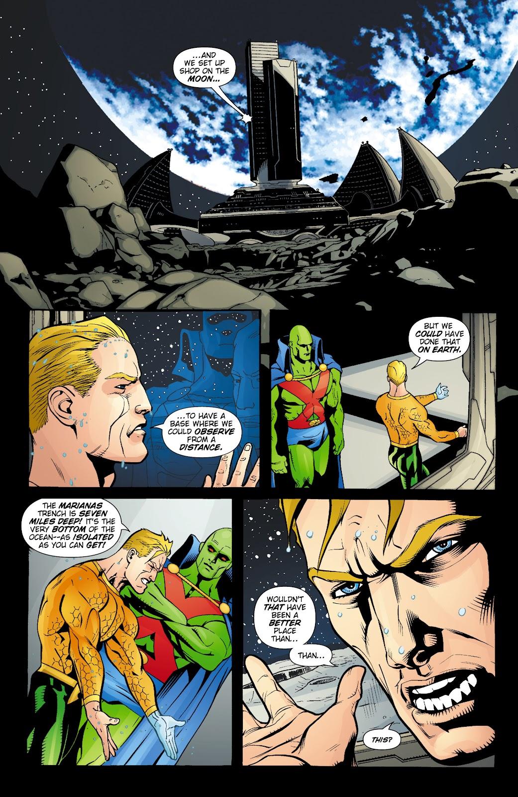Aquaman (2003) Issue #16 #16 - English 15
