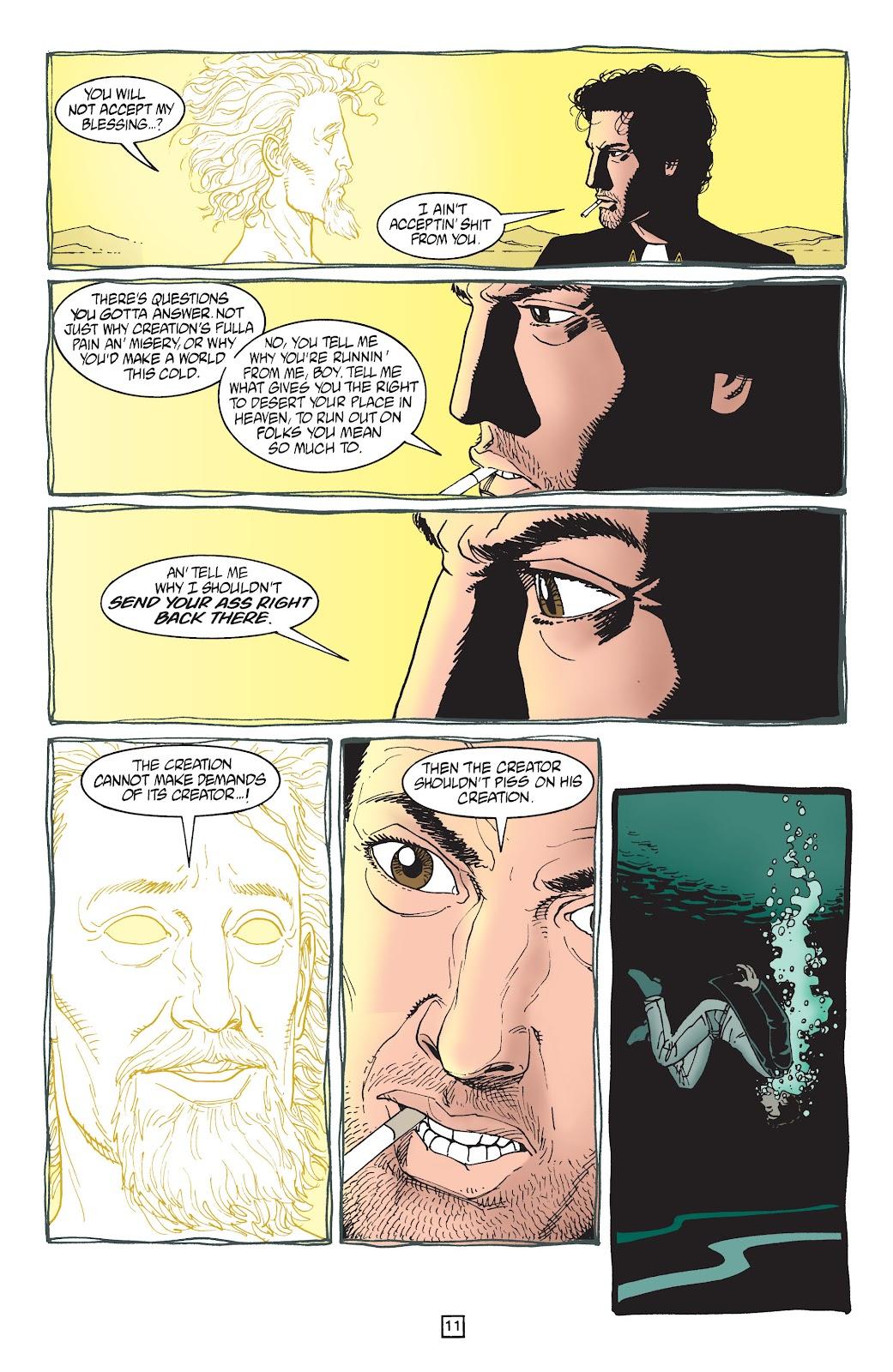 Preacher Issue #49 #58 - English 12