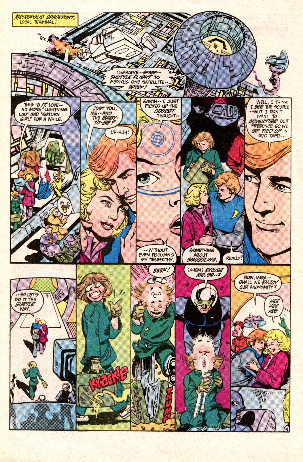 Tales of the Legion Issue #314 #1 - English 12