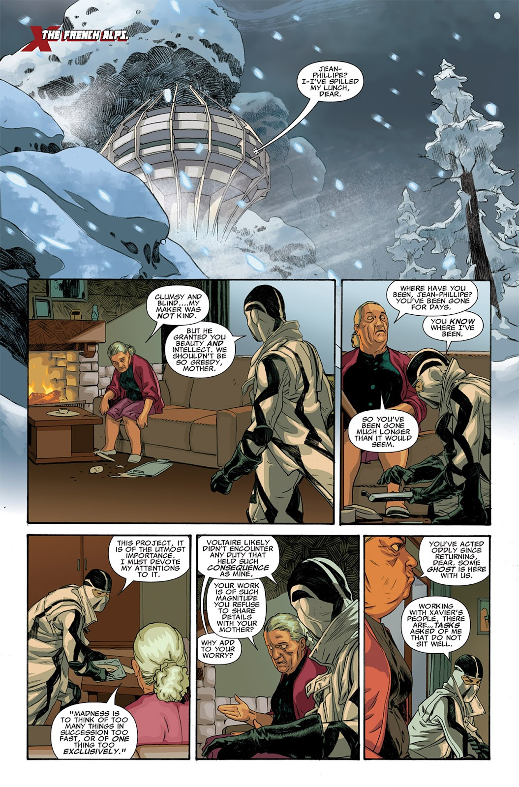 Uncanny X-Force (2010) Issue #5 #5 - English 12