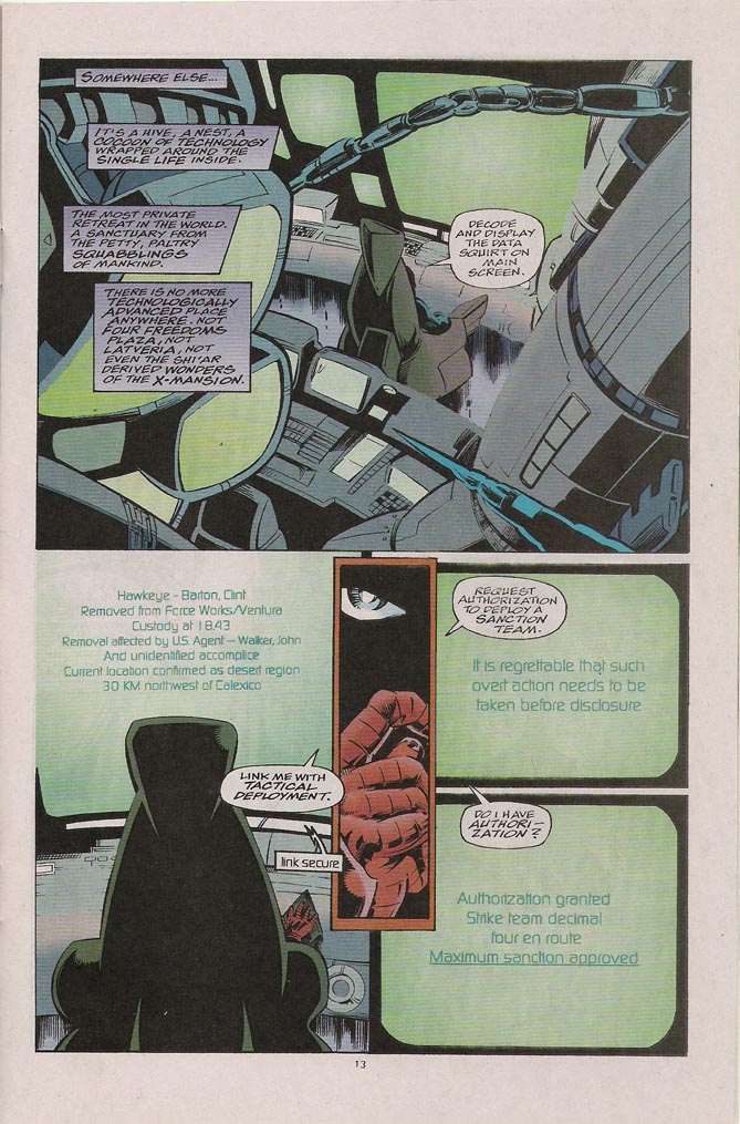 Force Works Issue #18 #18 - English 10