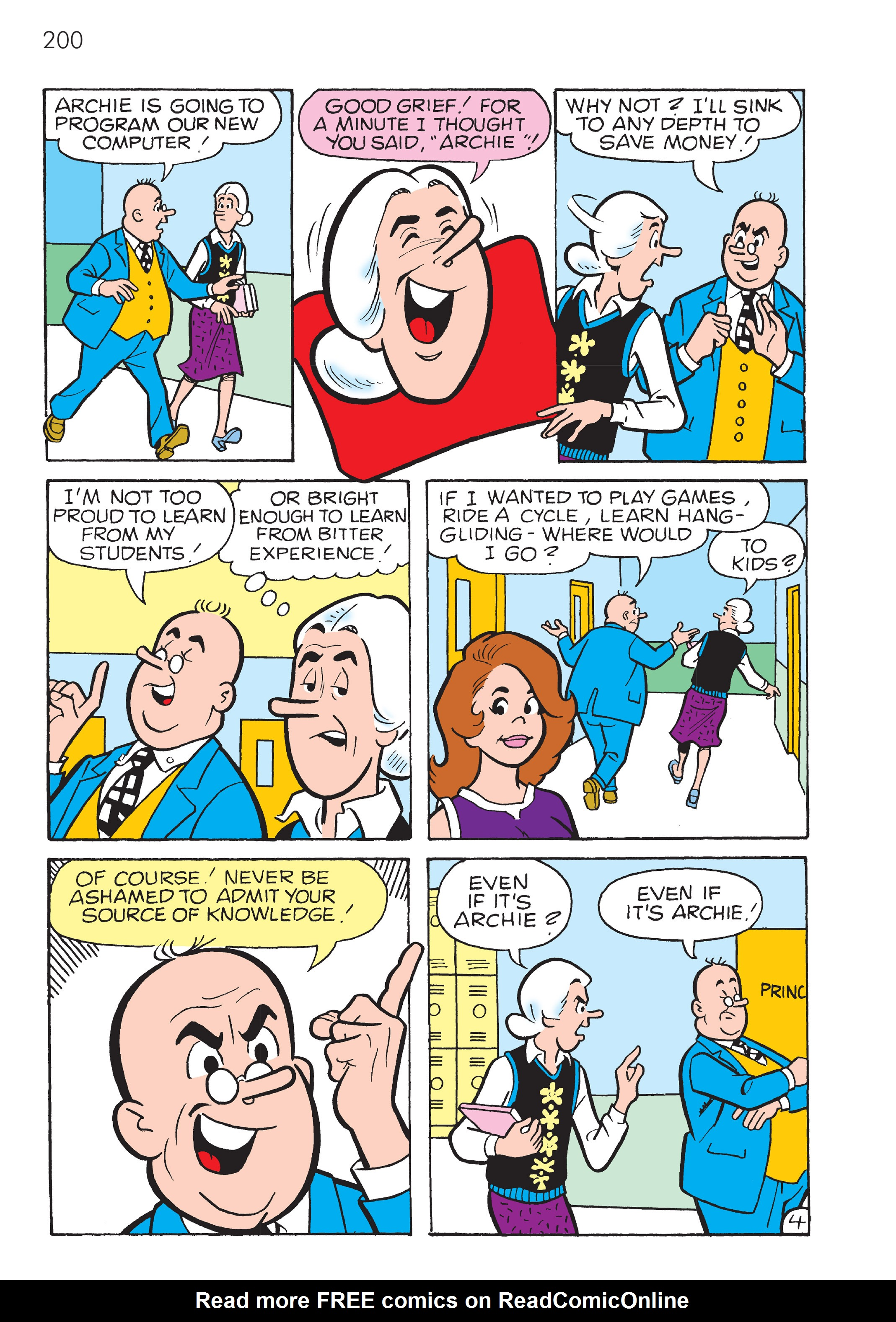Read online The Best of Archie Comics comic -  Issue # TPB 4 (Part 1) - 201