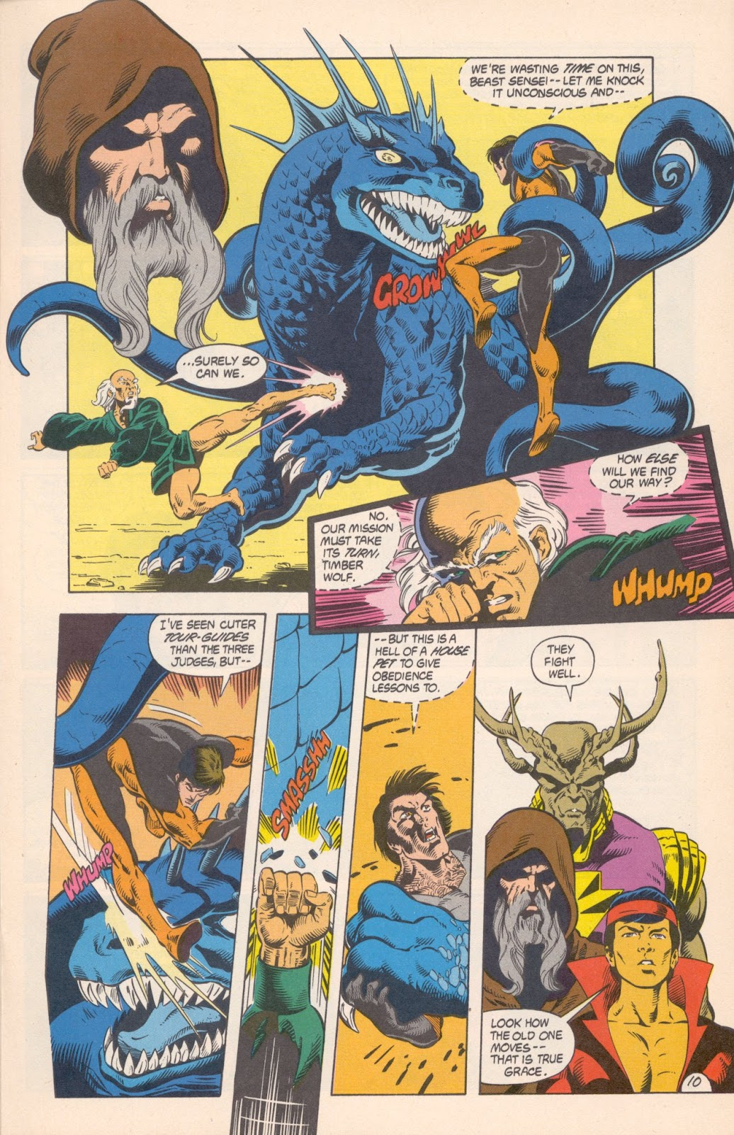 Tales of the Legion Issue #338 #25 - English 11