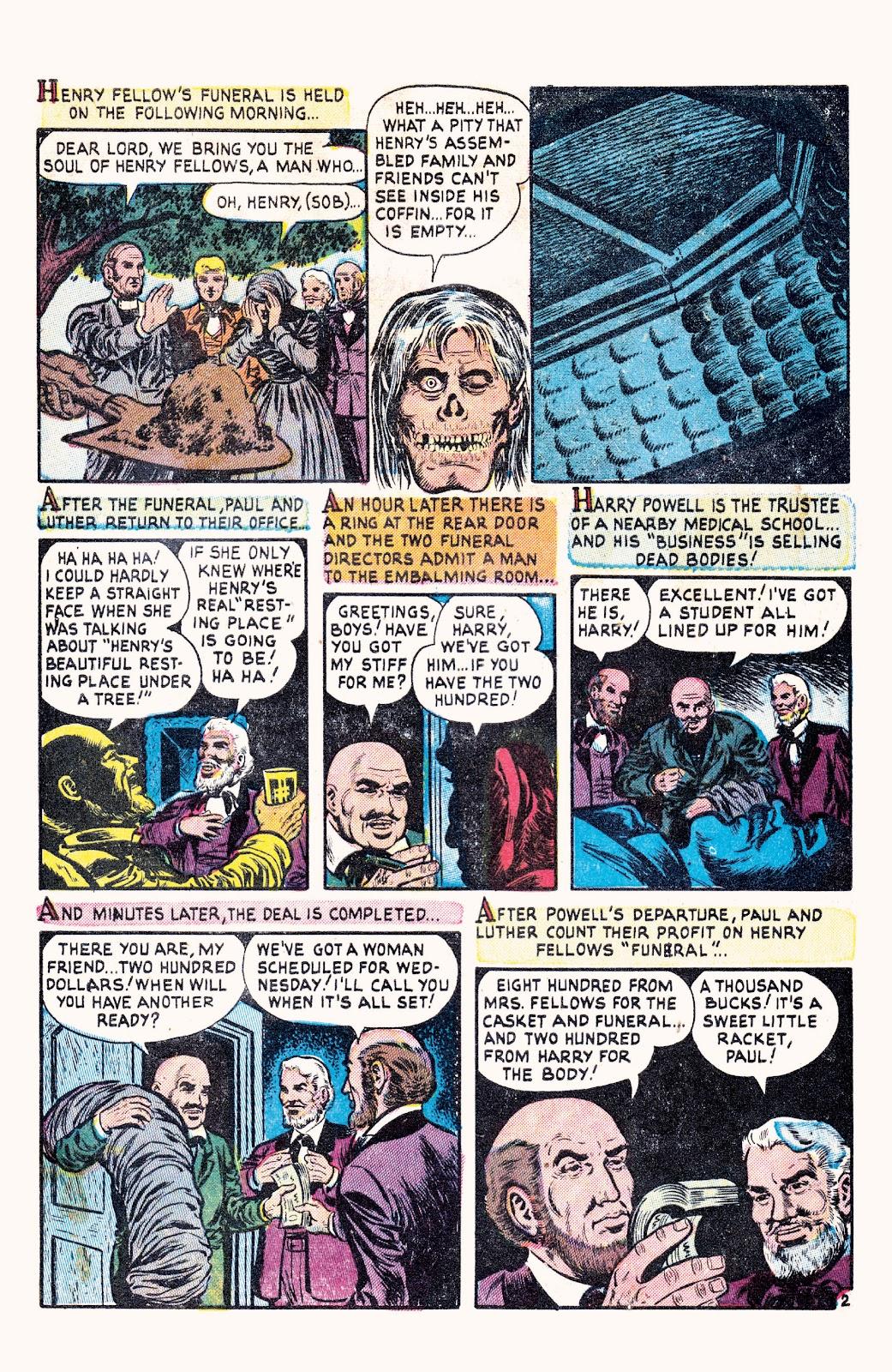 Haunted Horror Issue #27 #27 - English 4