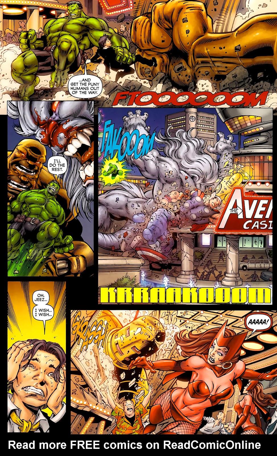 Incredible Hulks (2010) Issue #631 #21 - English 13