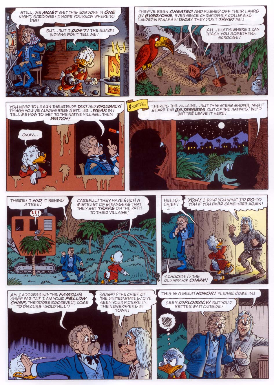 Uncle Scrooge (1953) Issue #332 #332 - English 13