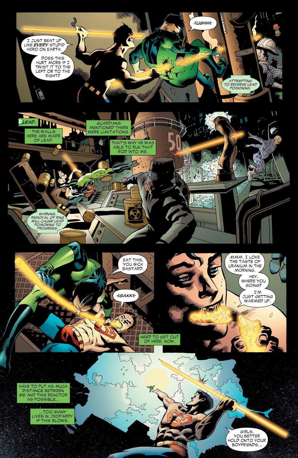 Green Lantern: The Sinestro Corps War Full #1 - English 228