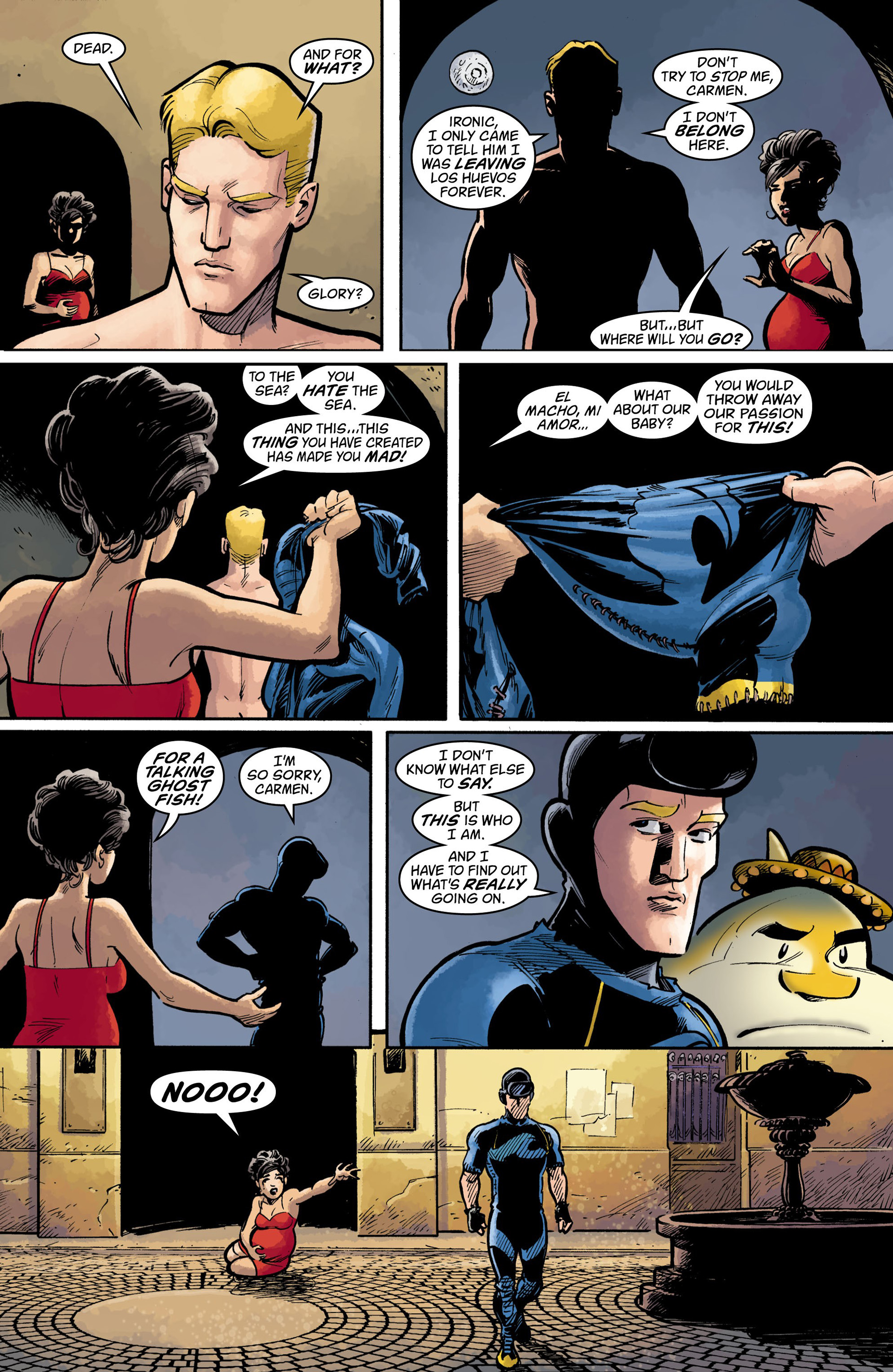 Read online Seaguy: The Slaves of Mickey Eye comic -  Issue #2 - 31