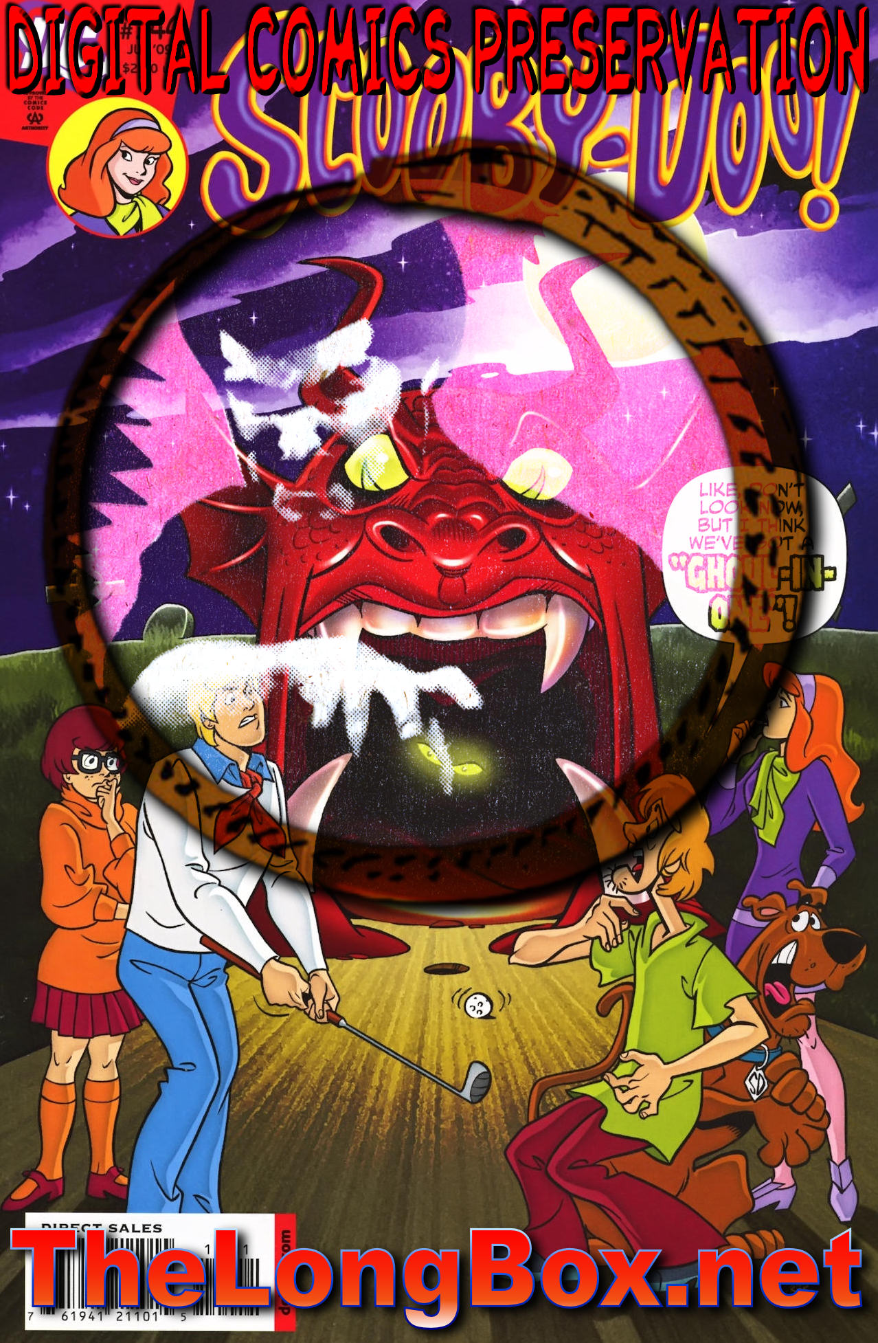 Read online Scooby-Doo (1997) comic -  Issue #144 - 24
