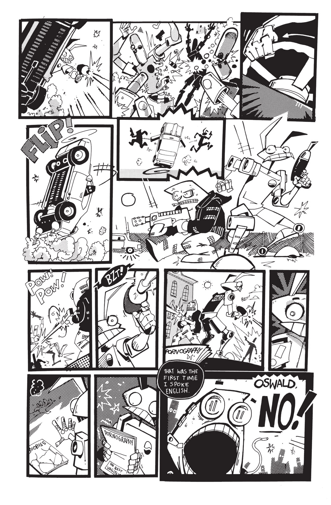 Read online Scud: The Disposable Assassin: The Whole Shebang comic -  Issue # TPB (Part 4) - 50