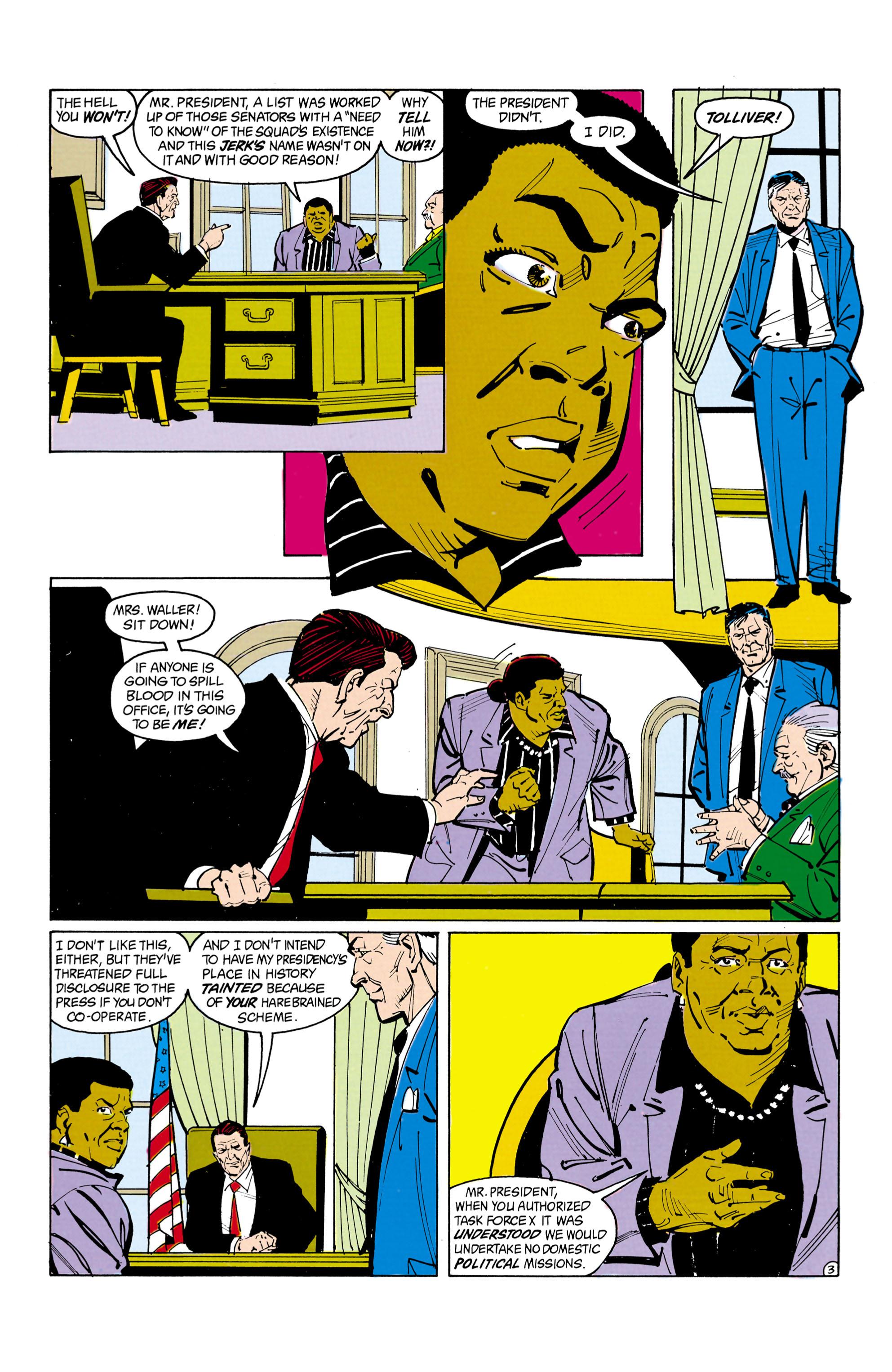 Suicide Squad (1987) 14 Page 3