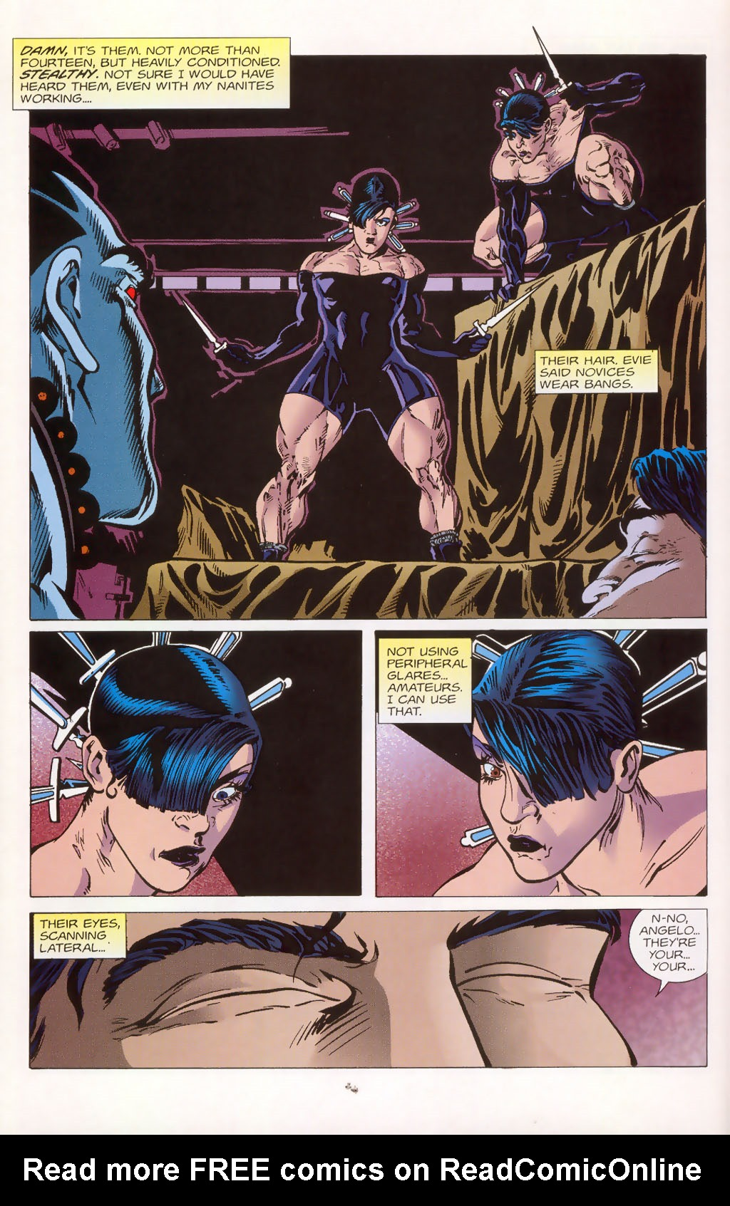 Read online Bloodshot (1993) comic -  Issue #49 - 10
