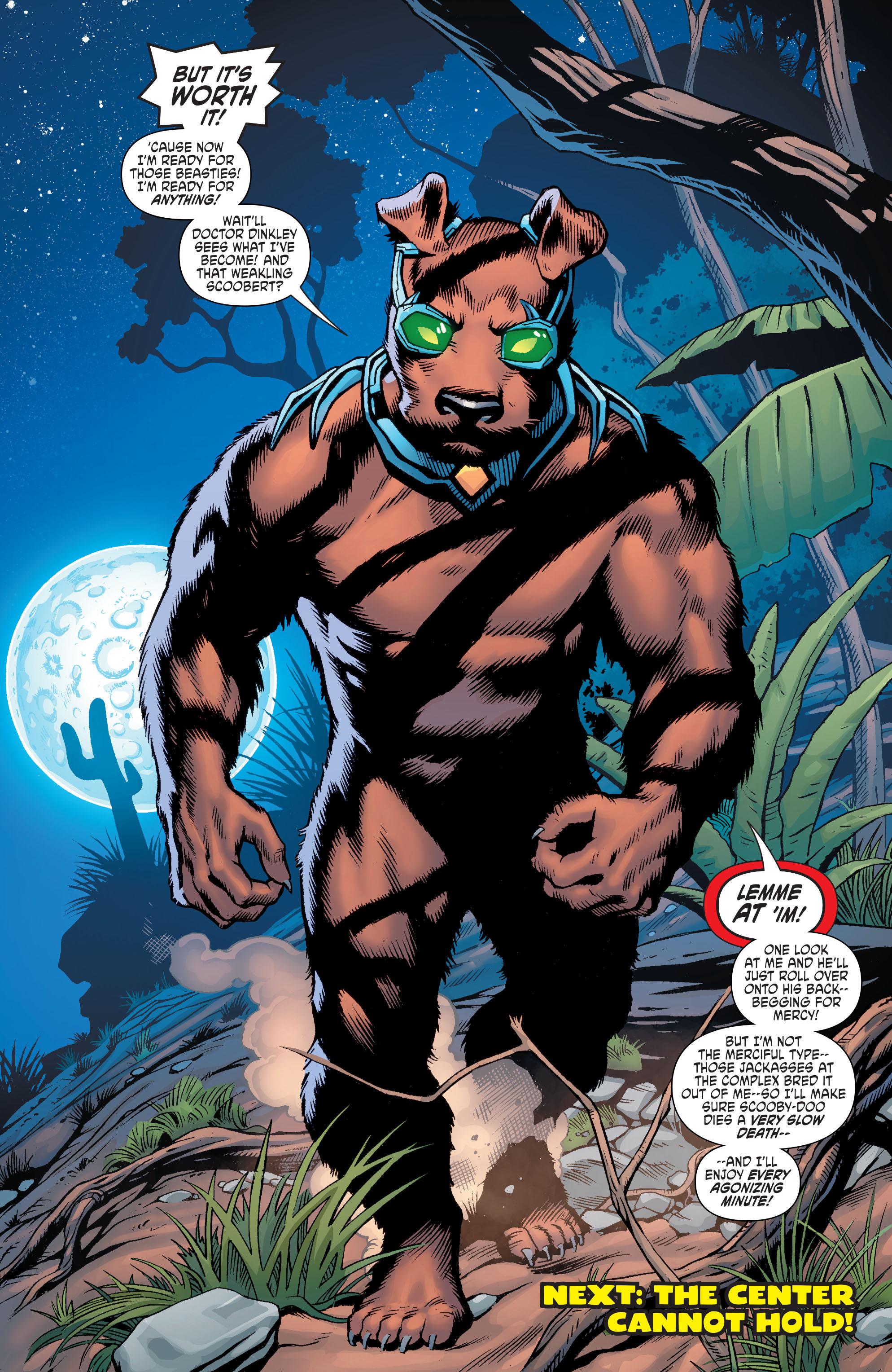 Read online Scooby Apocalypse comic -  Issue #6 - 25