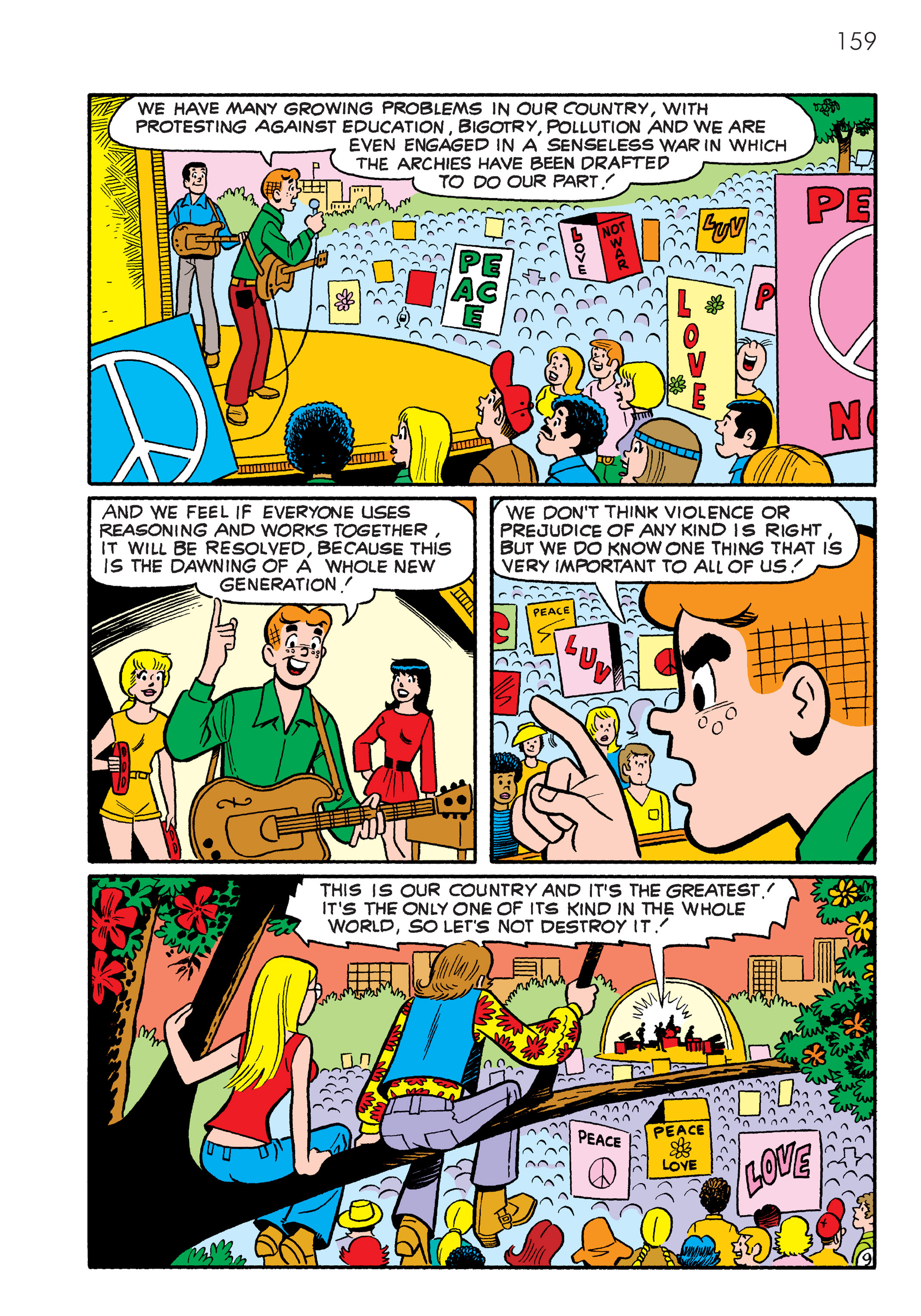 Read online The Best of Archie Comics comic -  Issue # TPB 4 (Part 1) - 160