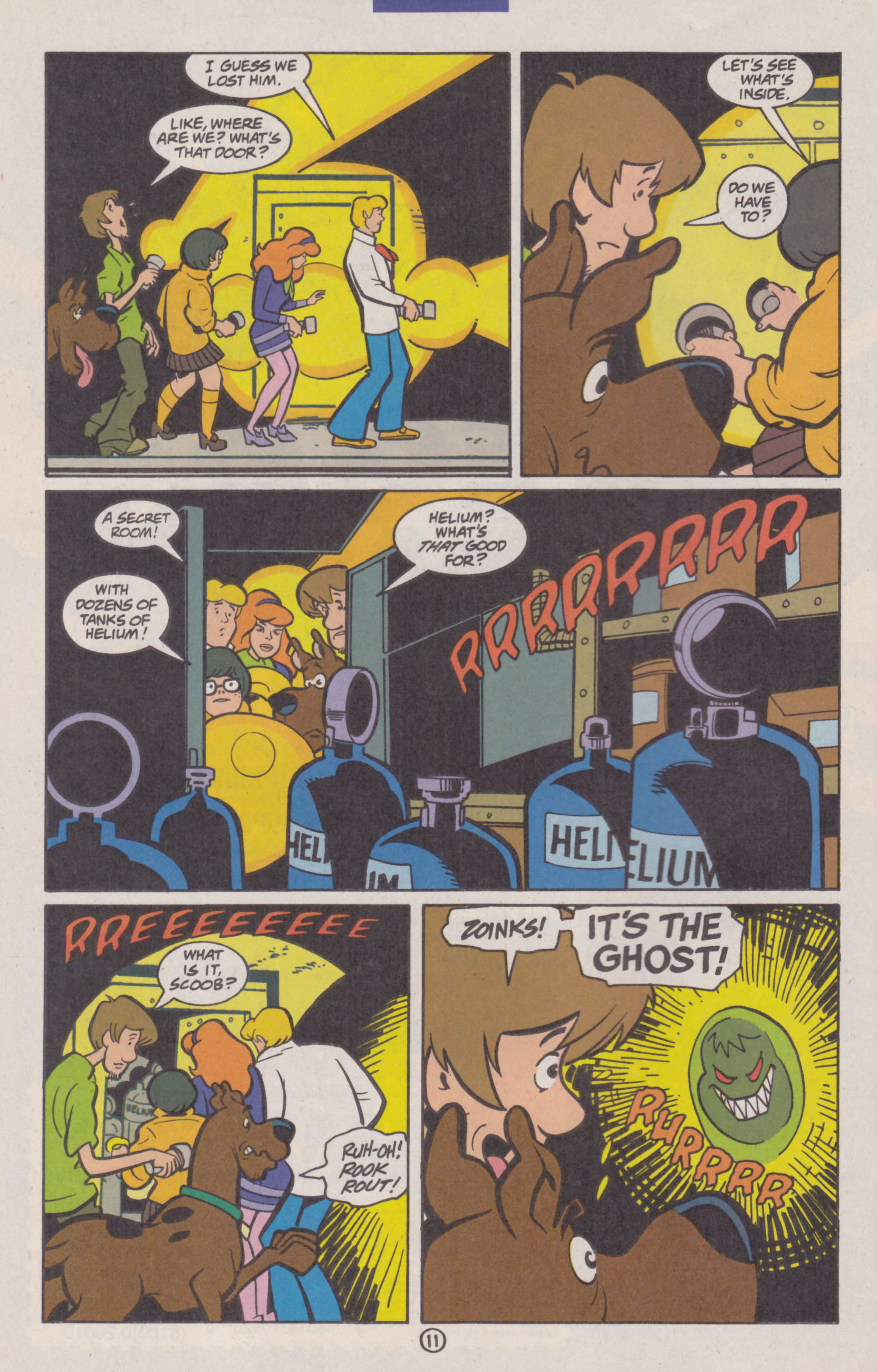 Read online Scooby-Doo (1997) comic -  Issue #14 - 12