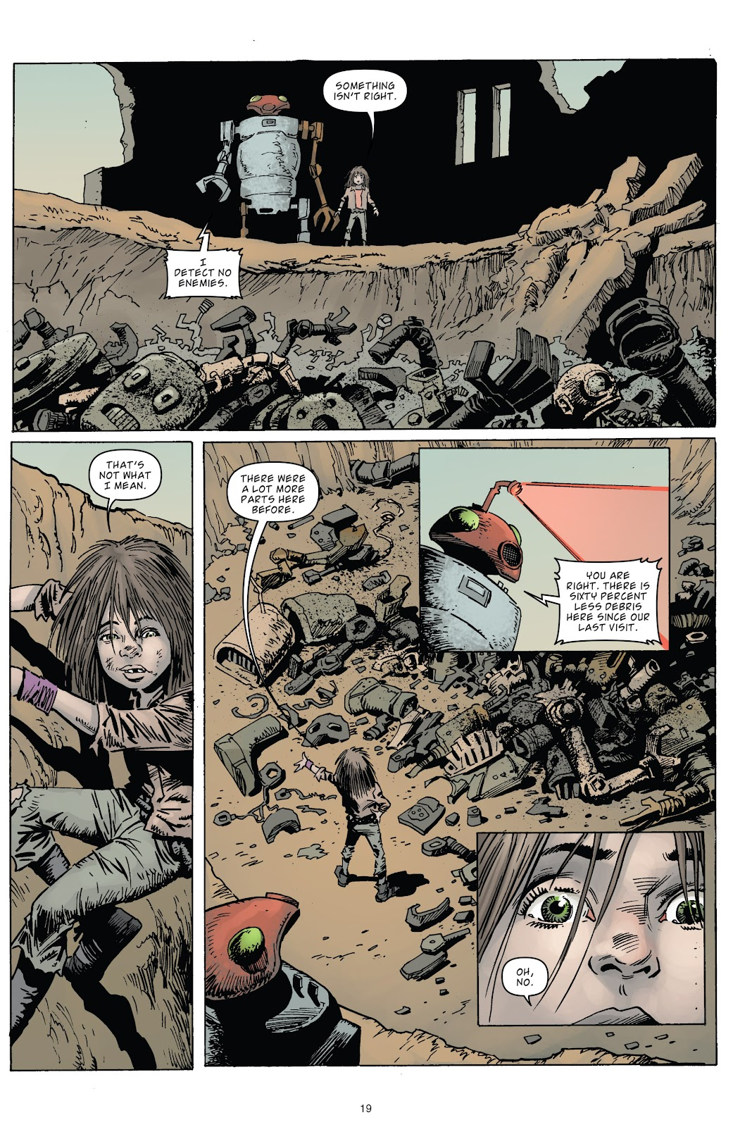 Zombies vs Robots (2015) Issue #3 Page 19
