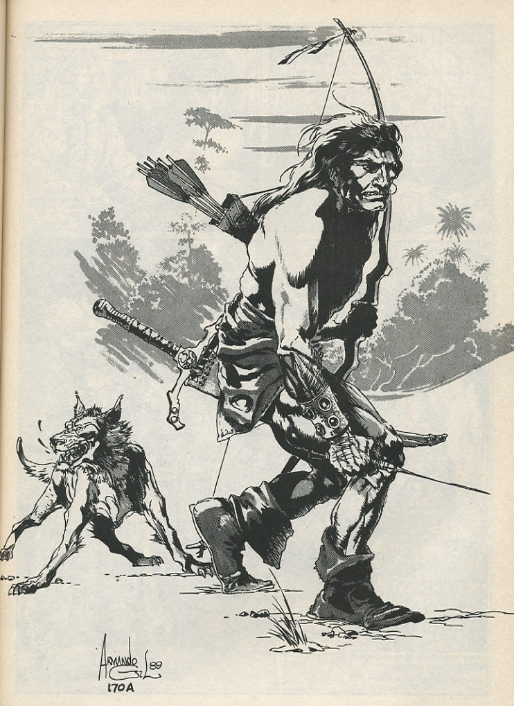 The Savage Sword Of Conan Issue #189 #190 - English 45