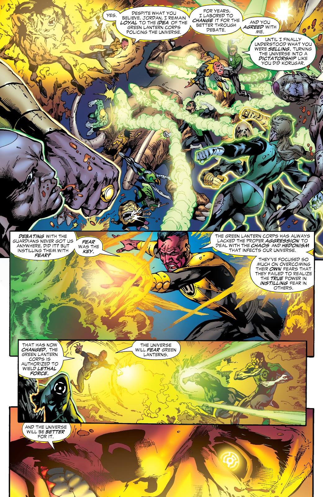 Green Lantern: The Sinestro Corps War Full #1 - English 263