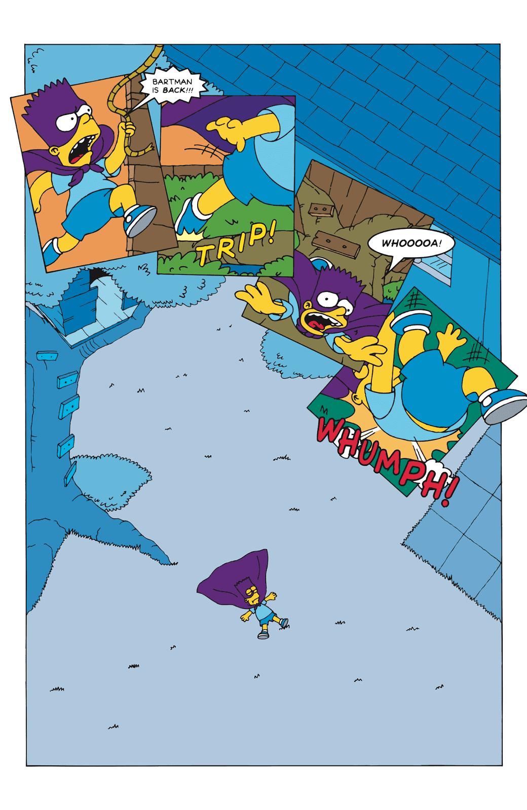 Read online Bartman comic -  Issue #5 - 13
