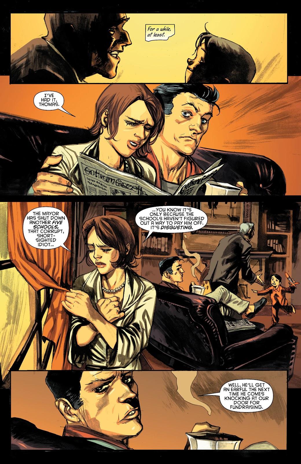 Batman (2011) Issue #9 #24 - English 29