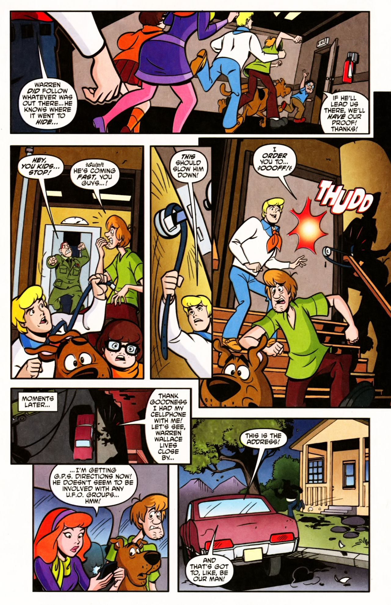 Read online Scooby-Doo (1997) comic -  Issue #156 - 10