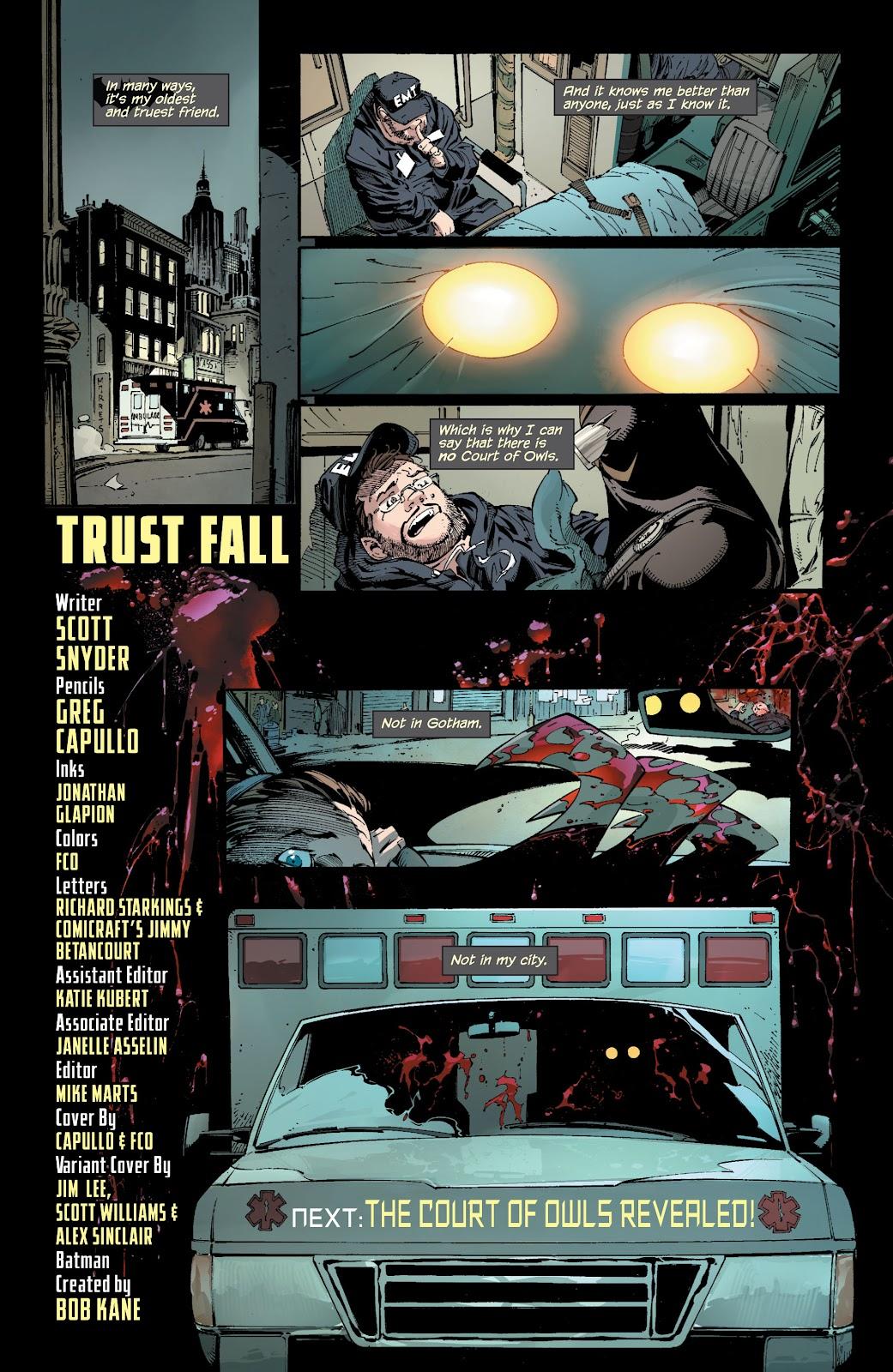 Batman (2011) Issue #2 #17 - English 23