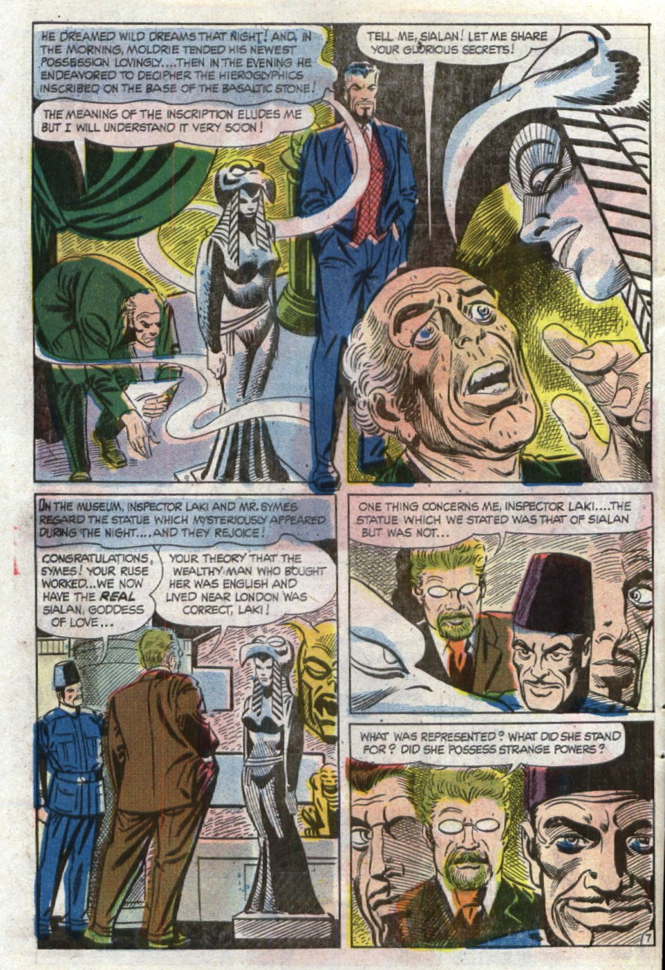 Read online Scary Tales comic -  Issue #23 - 10