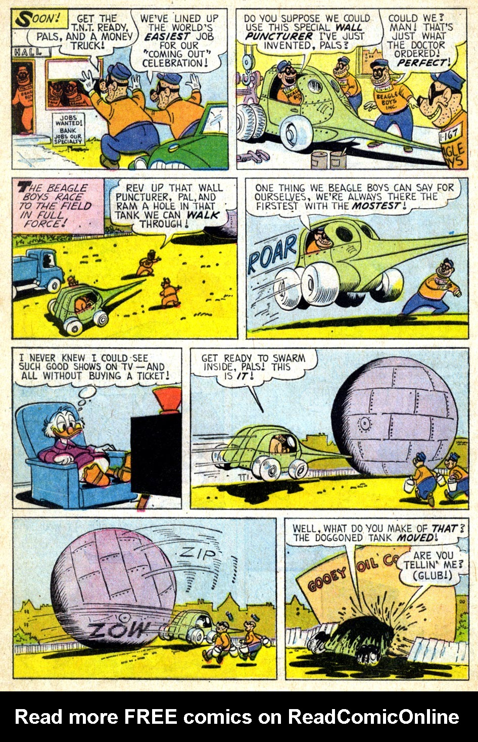 Uncle Scrooge (1953) Issue #39 #39 - English 27