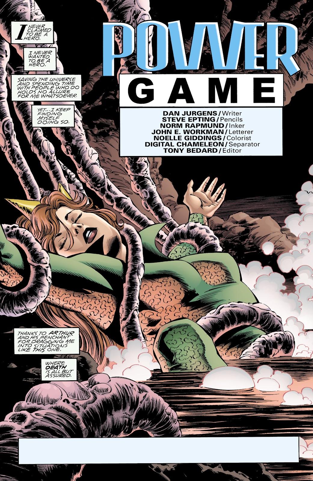 Aquaman (1994) Issue #73 #79 - English 2