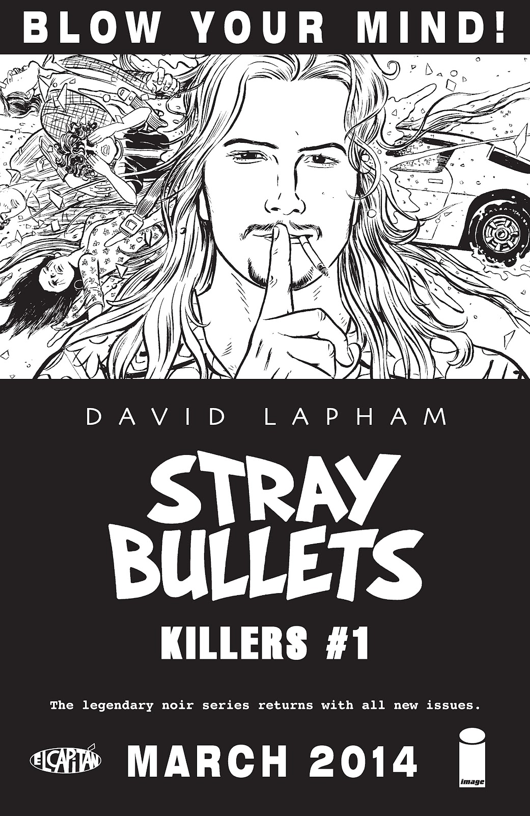 Stray Bullets Issue #3 #3 - English 35