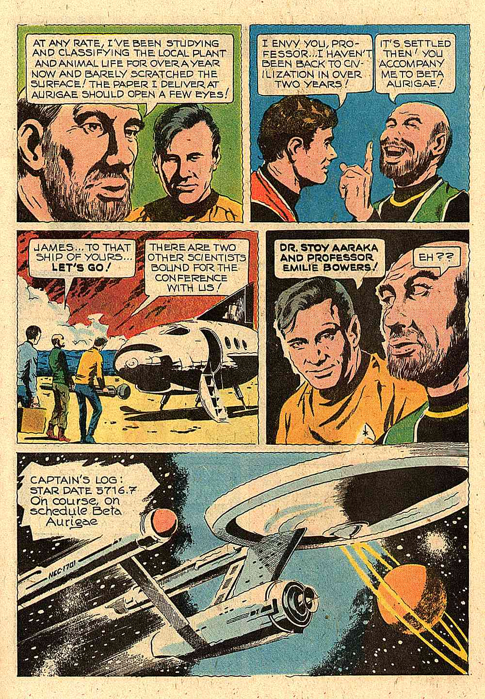 Star Trek (1967) #48 #48 - English 7