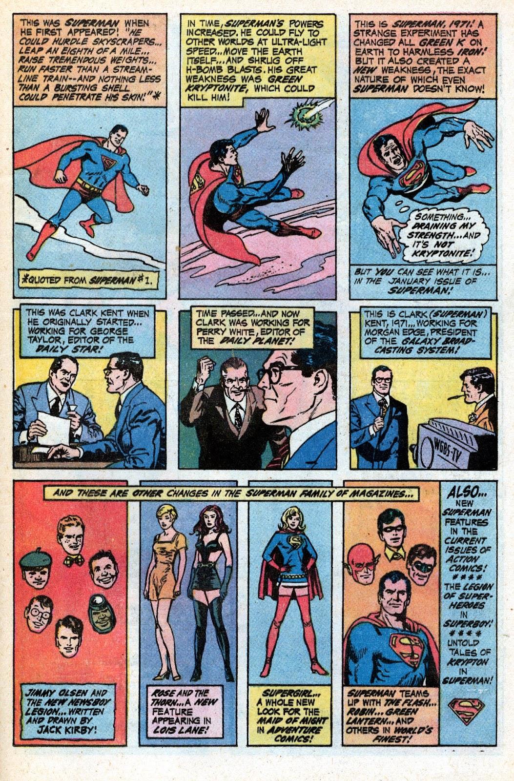 Aquaman (1962) Issue #55 #55 - English 21