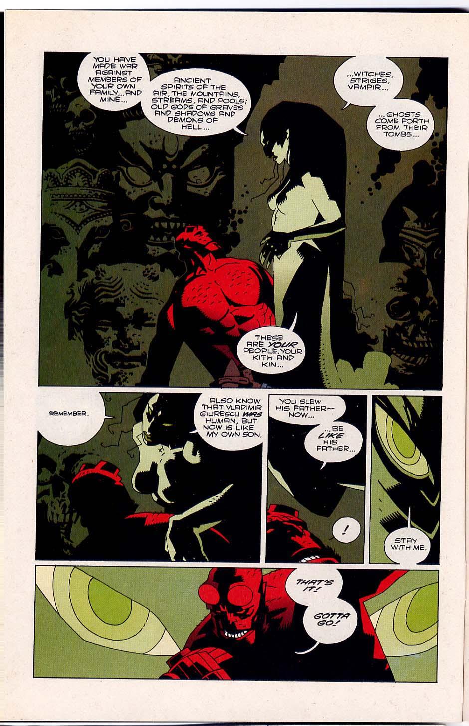Hellboy: Wake the Devil Issue #4 #4 - English 6