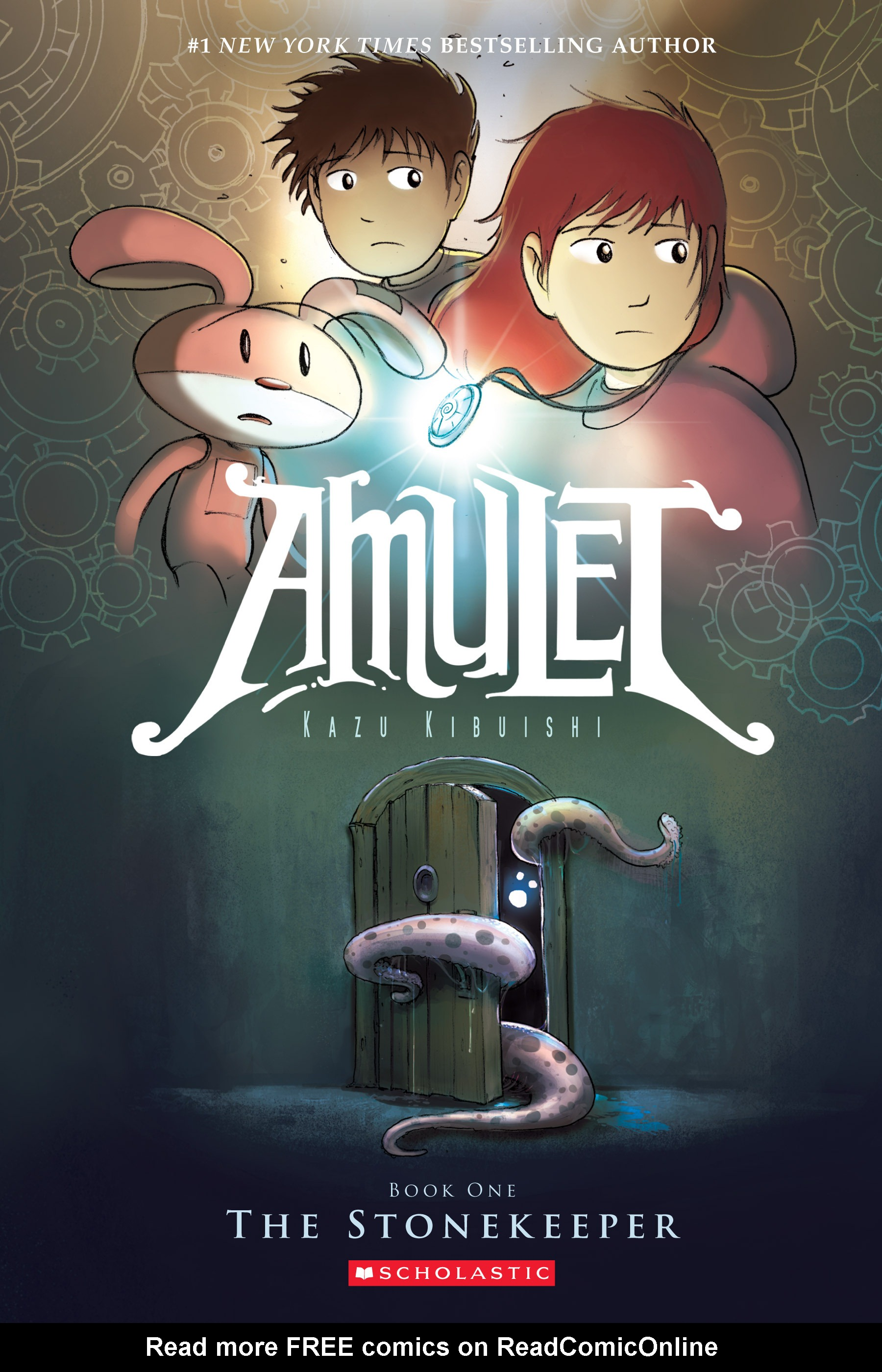 Amulet 1 Page 1