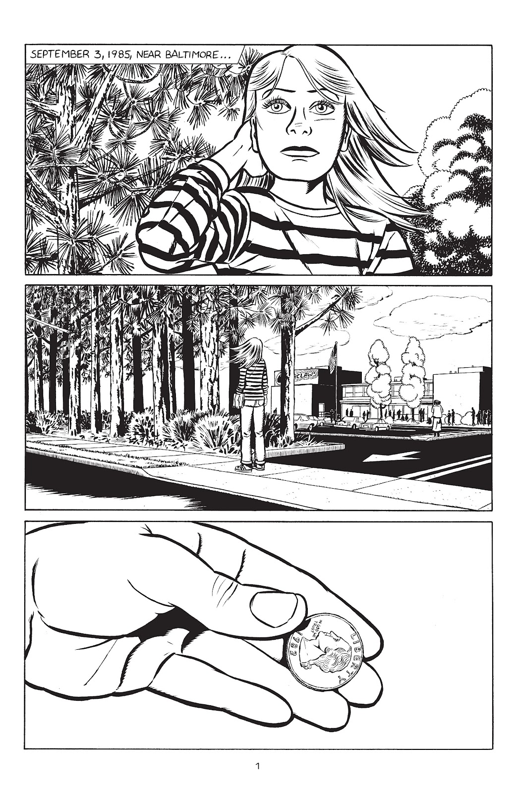 Stray Bullets Issue #31 #31 - English 3