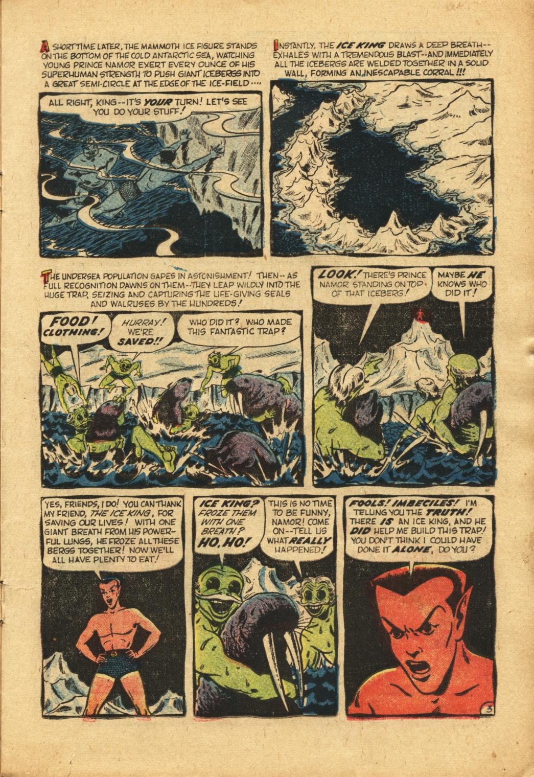 Sub-Mariner Comics #42 #42 - English 12