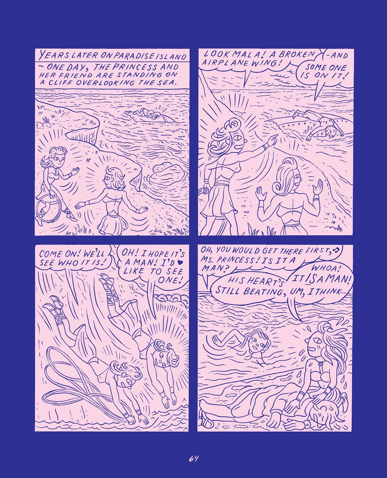 What Parsifal Saw TPB #1 - English 68