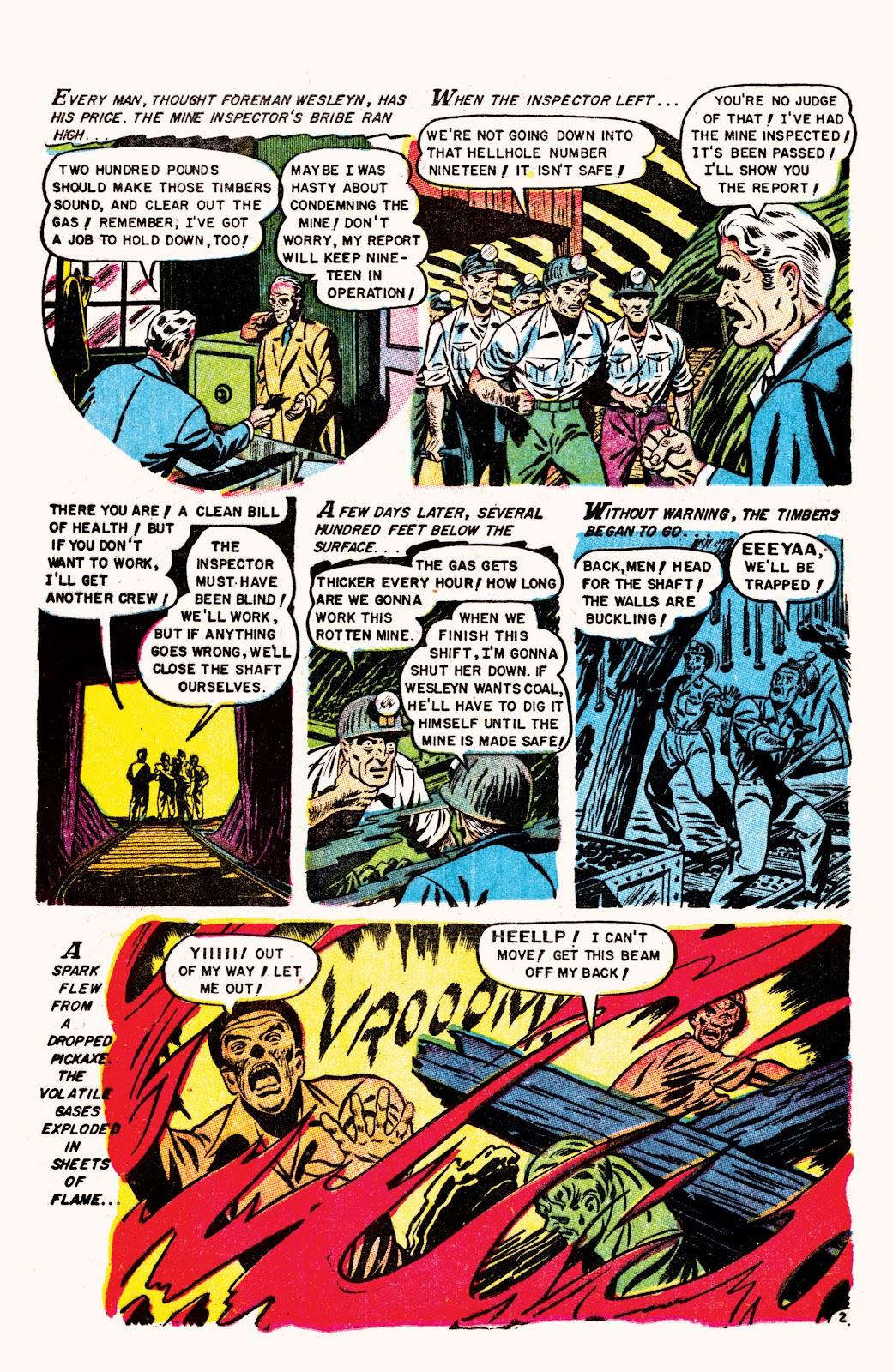 Haunted Horror Issue #9 #9 - English 32