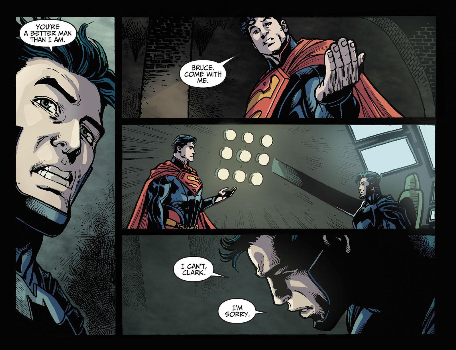 Injustice: Gods Among Us [I] Issue #11 #12 - English 17