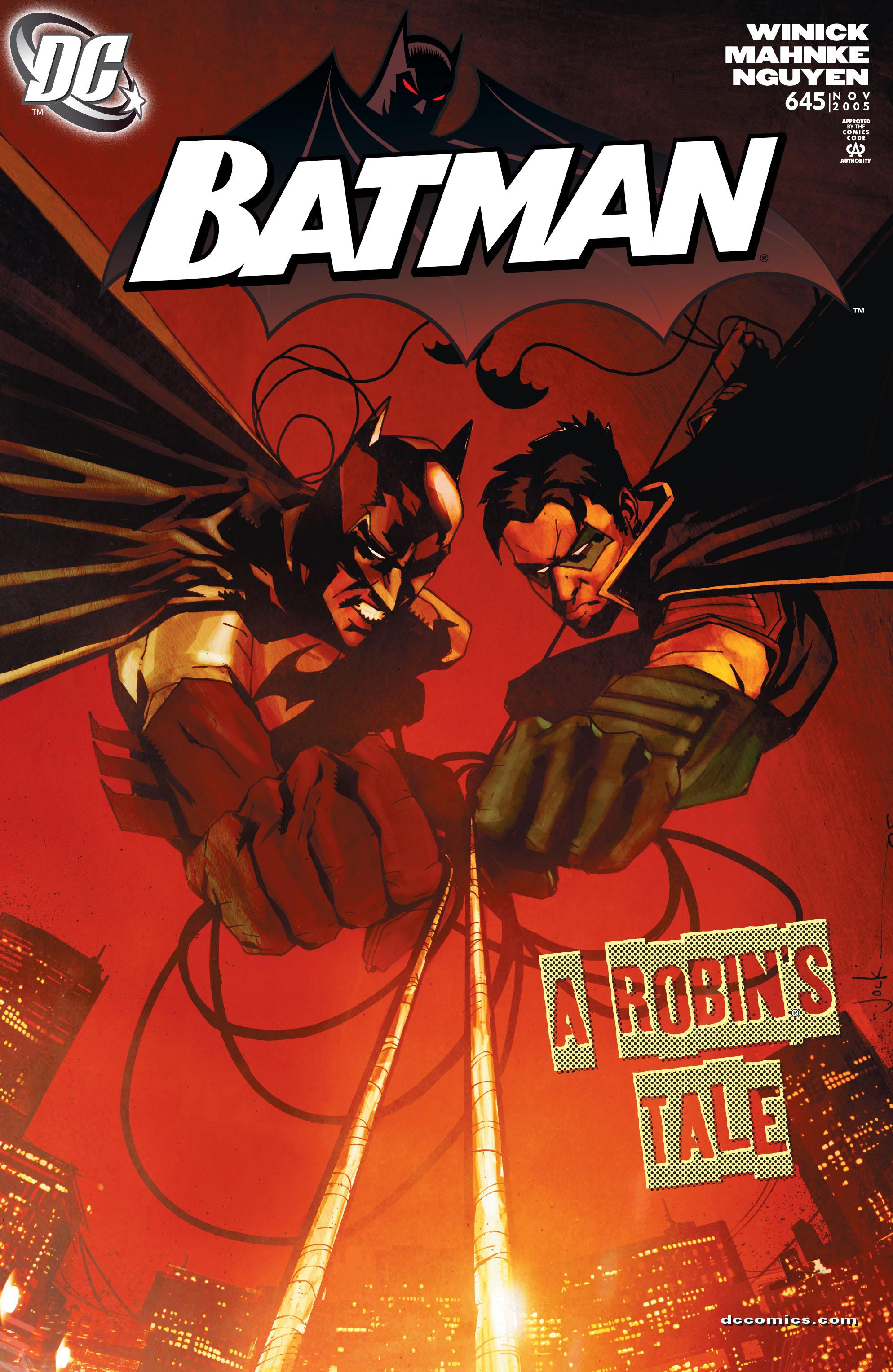 Batman (1940) 645 Page 1