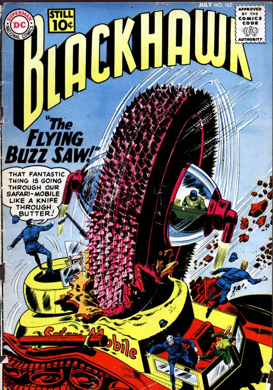 Blackhawk (1957) 162 Page 1
