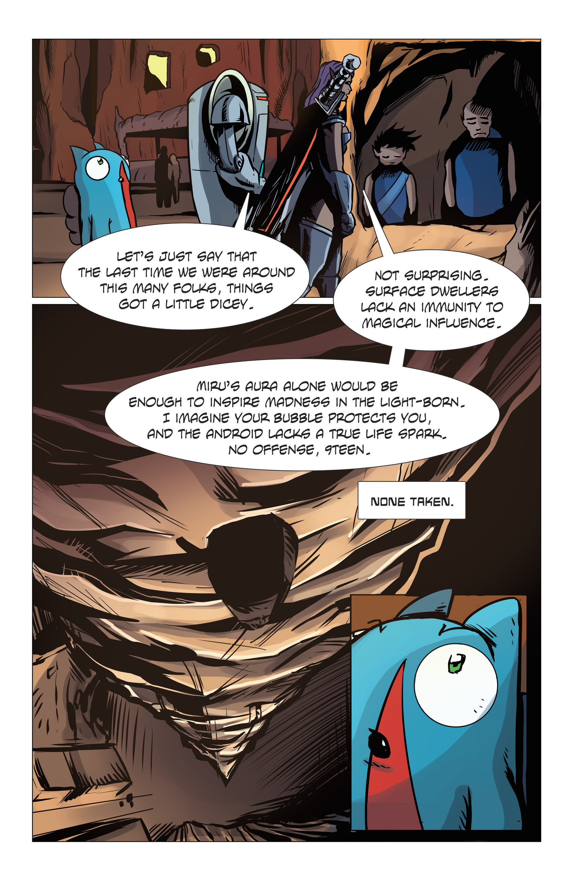 The Adventures of Miru chap 3 pic 17